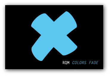 44flavours — RQM — colors fade