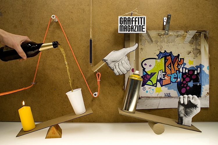 44flavours — Graffiti Magazine