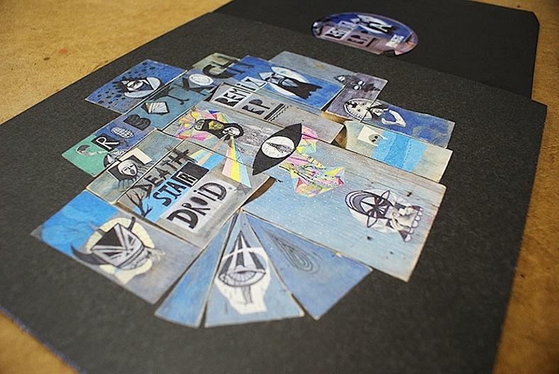 44flavours — Death Star Droid Remix EP
