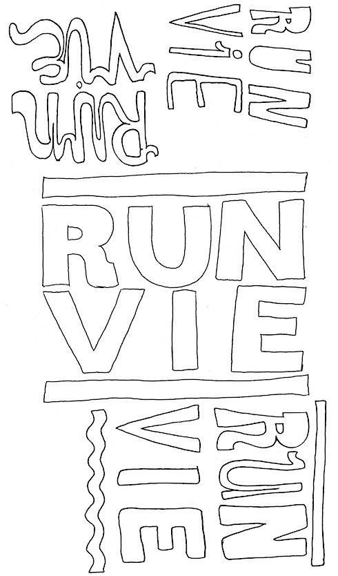 44flavours — RUN VIE
