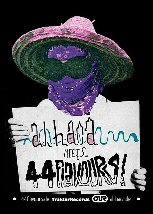 44flavours — Al Haca