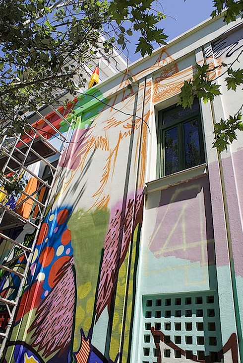 44flavours — Goethe Institut — Greece!
