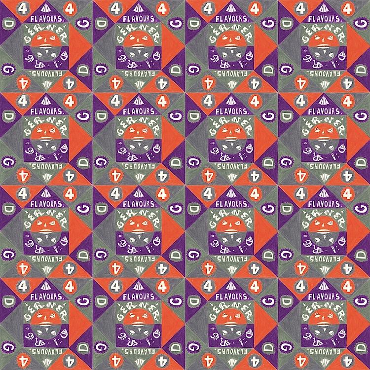 44flavours — MIXTAPE 02