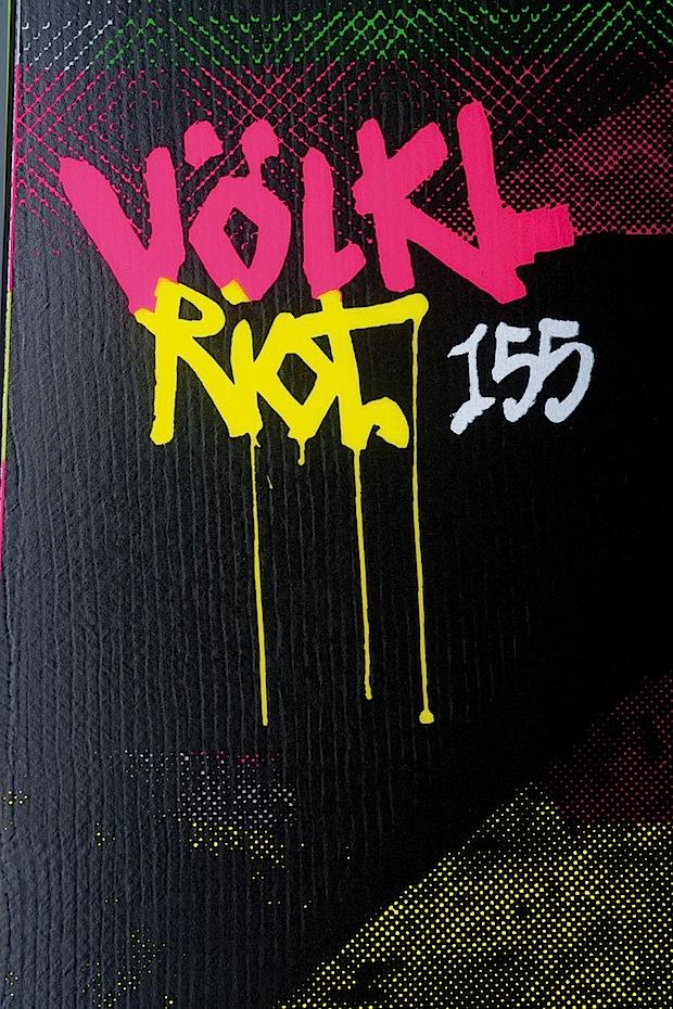 44flavours — Völkl Riot-SQD 11/12