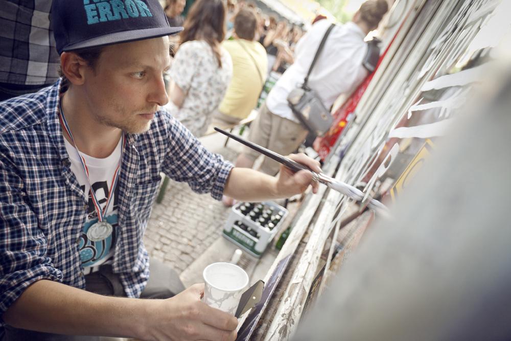 44flavours — Spätkauf Kunst Aktion