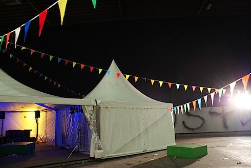 44flavours — Berlin Festival 2011