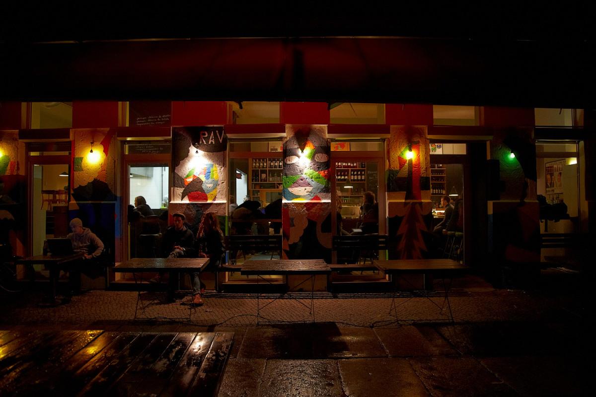 44flavours — Bar Raval