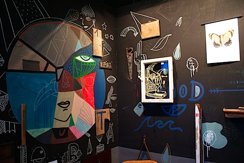 44flavours — STROKE Artfair