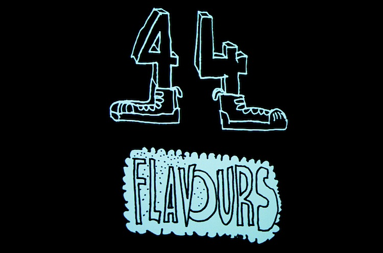 44flavours — High Noon Lecture