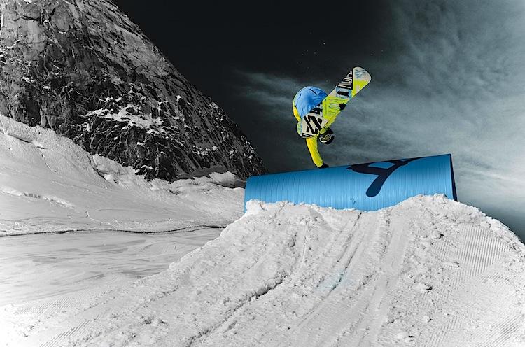 44flavours — Völkl Snowboards — Dice