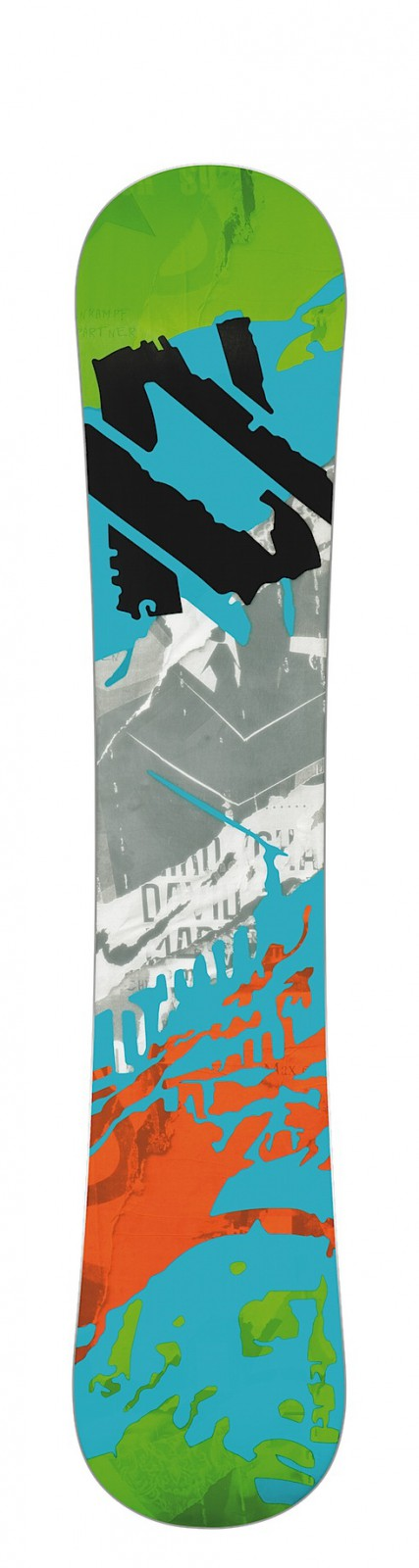 44flavours — Völkl Snowboards — Riot SQD
