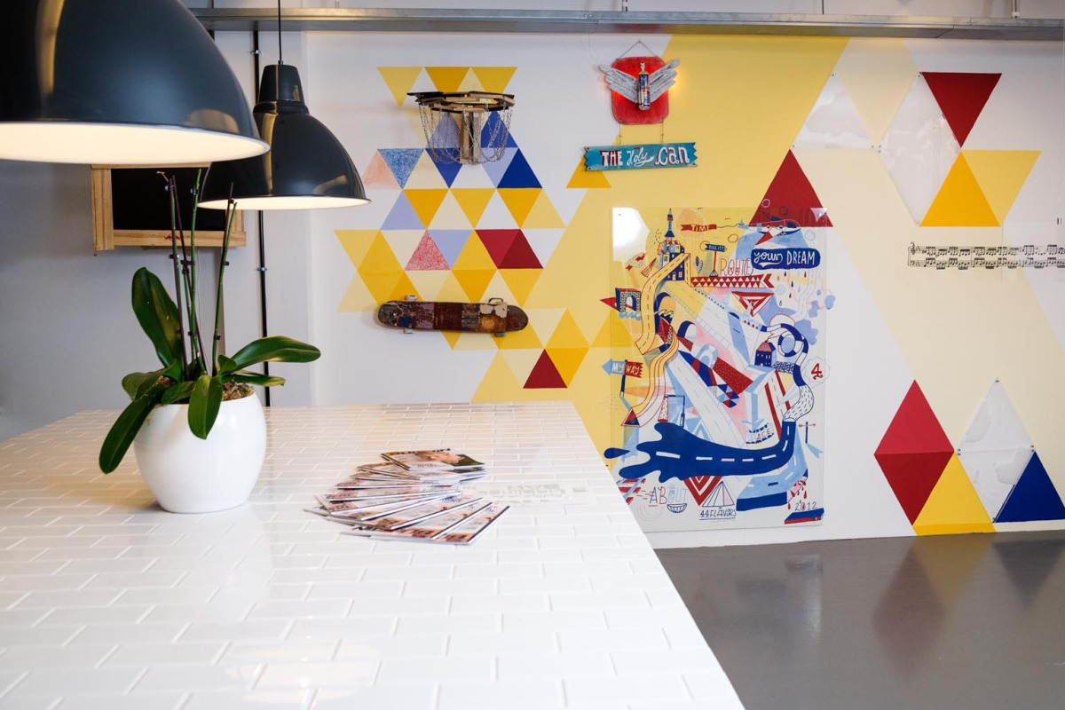 44flavours — Redbull Office