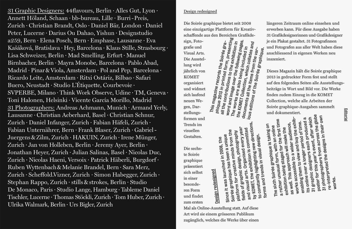 44flavours — Soirée Graphique no. 6