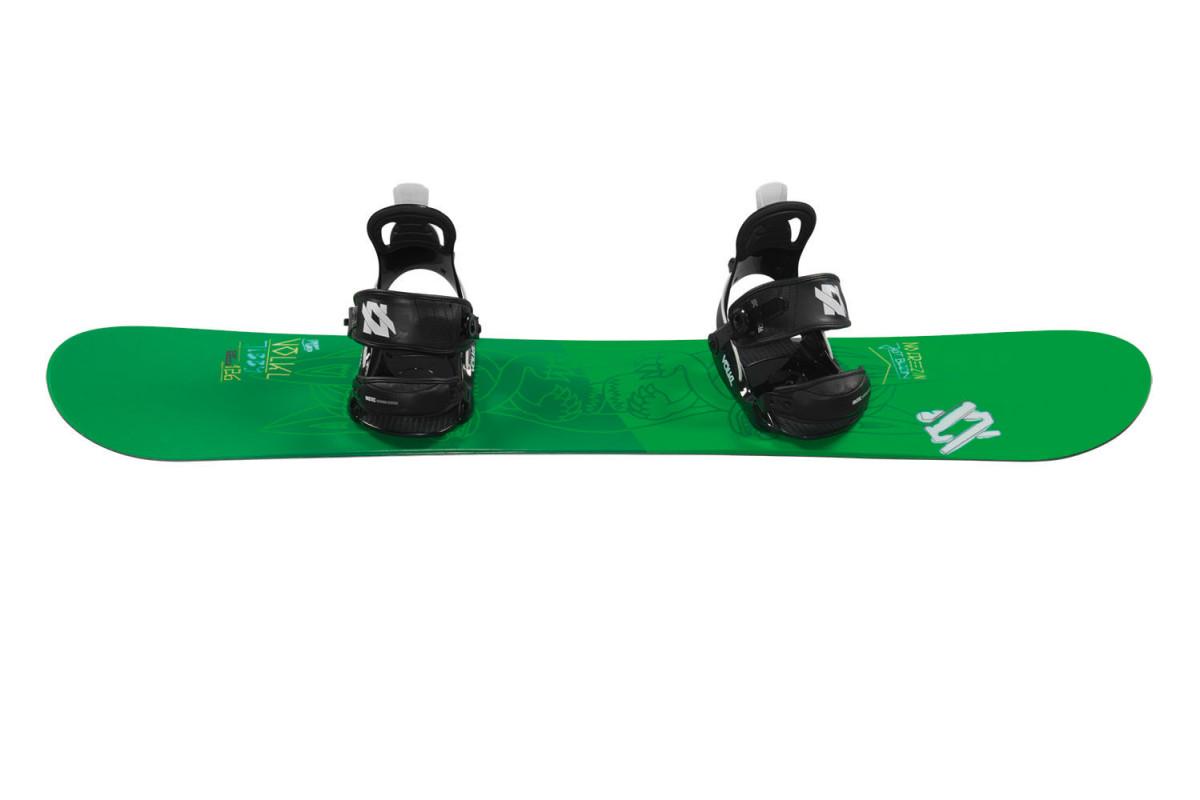 44flavours — Völkl Snowboards 2014/15