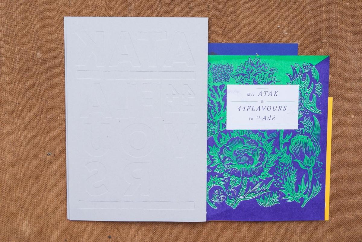 44flavours — Exhibition Catalogue