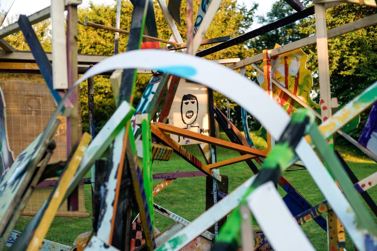 44flavours — Skulpturenprojekt