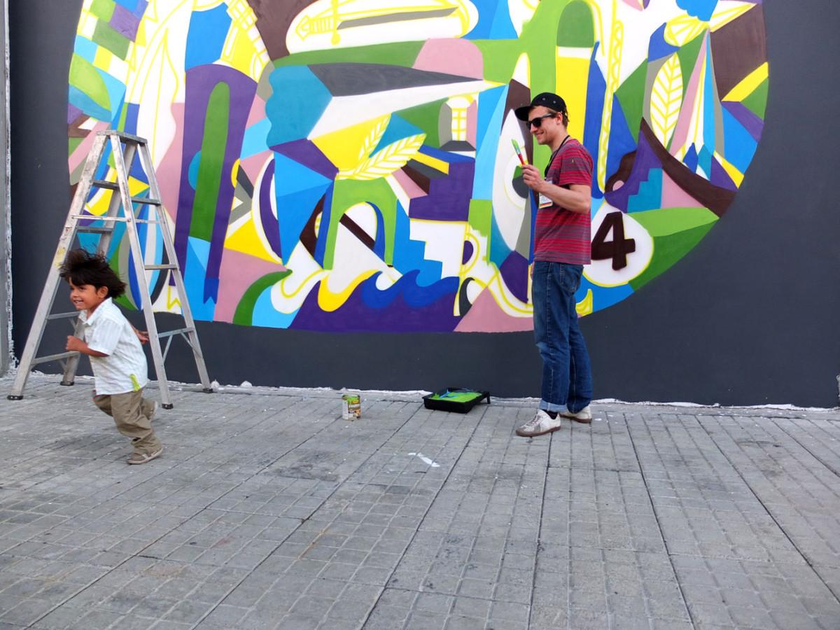 44flavours — International Biennial of Muralism