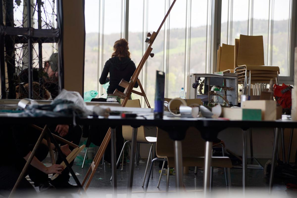 44flavours — FH Salzburg Workshop 2014