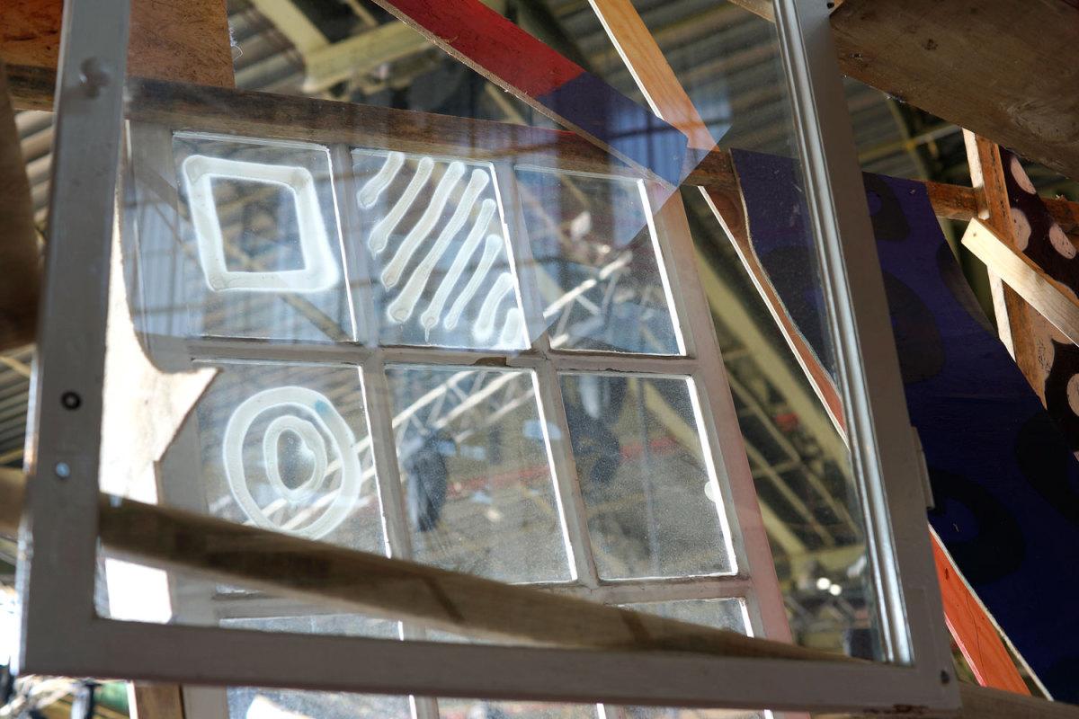 44flavours — Artvillage Installation