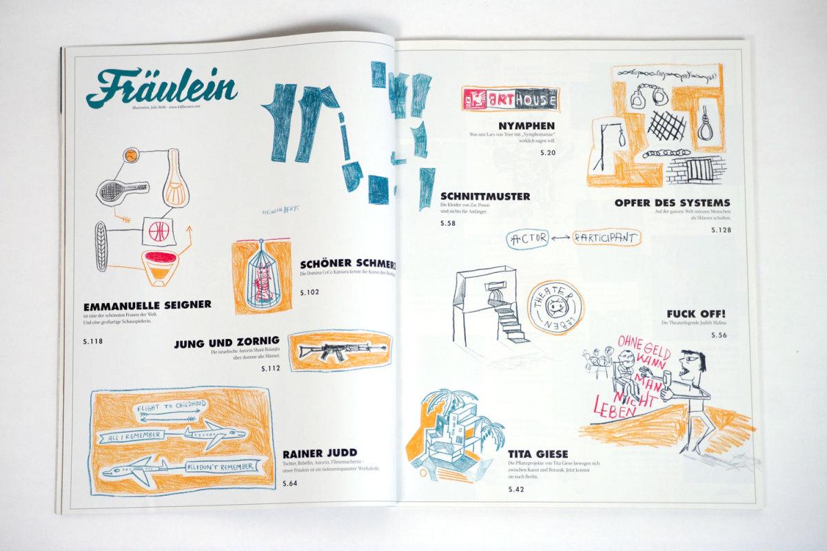 44flavours — Fräulein Magazine