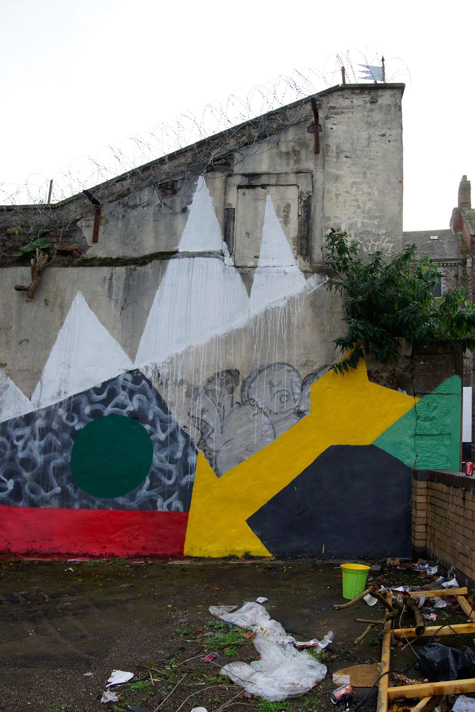 44flavours — Barras – Mural