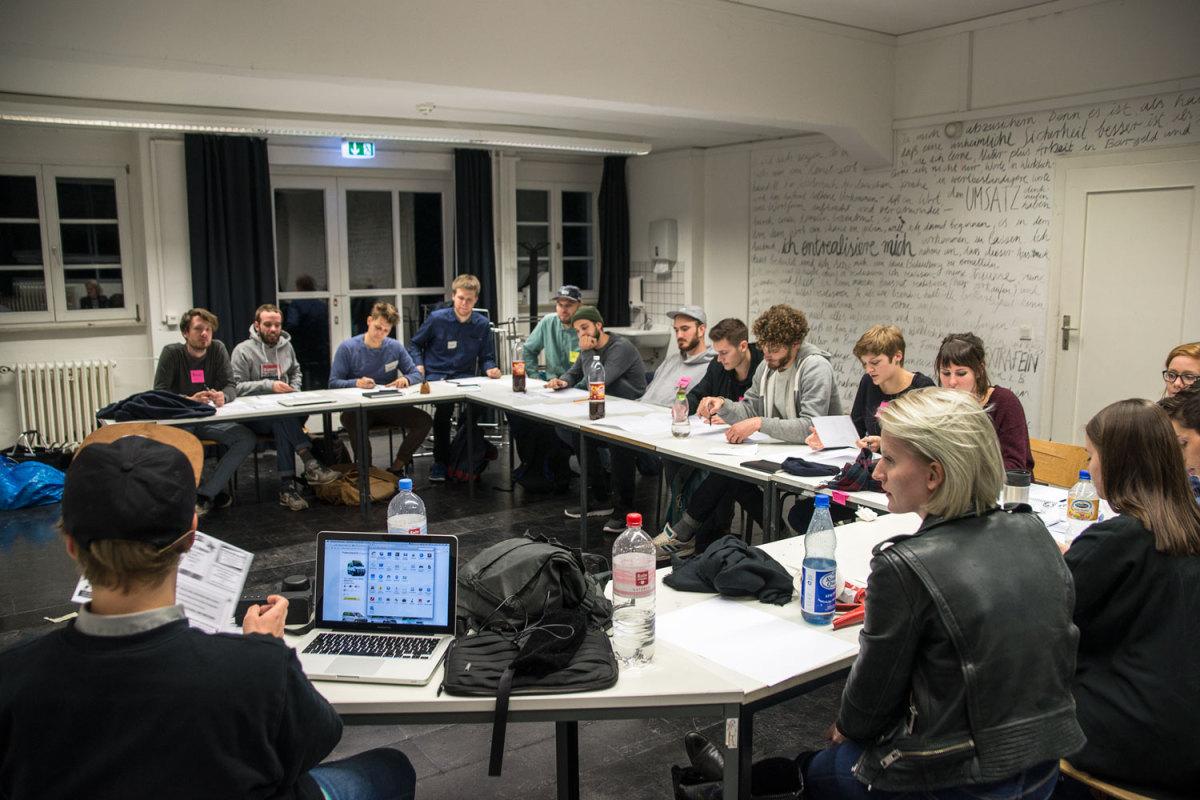 44flavours — FH Darmstadt – Komplett