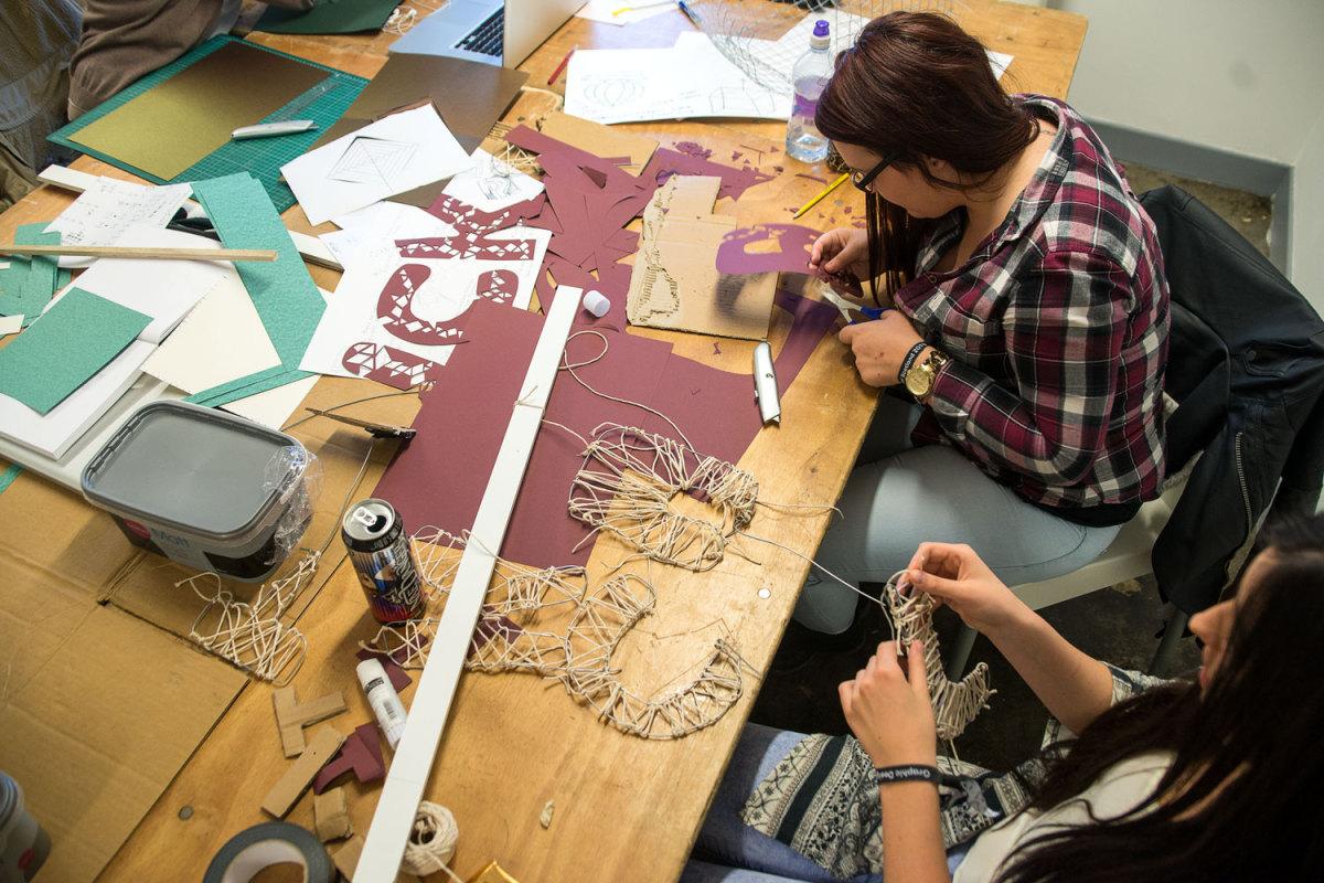 44flavours — Graphic Design Festival Scotland