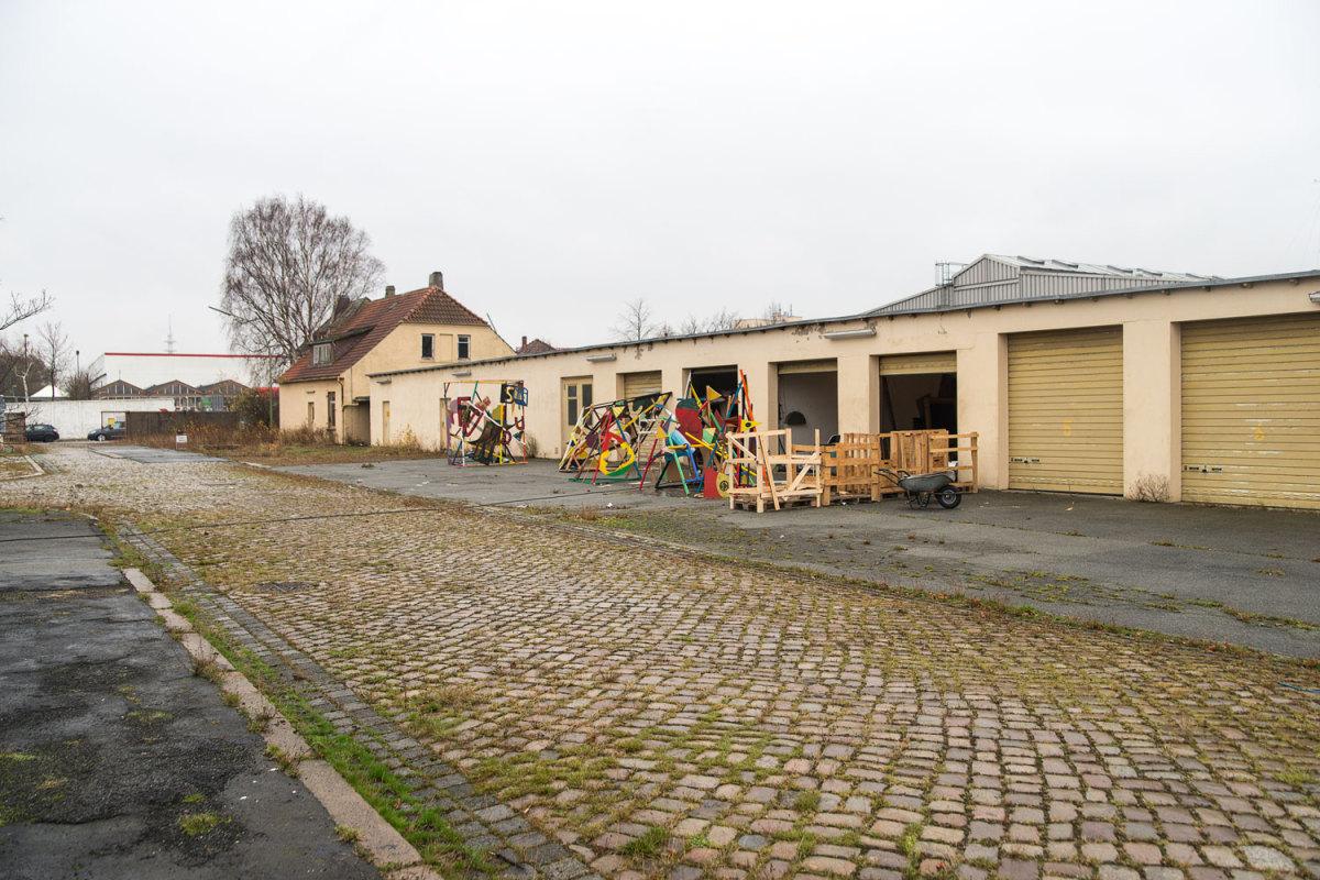 44flavours — Werkstattschule Bremerhaven