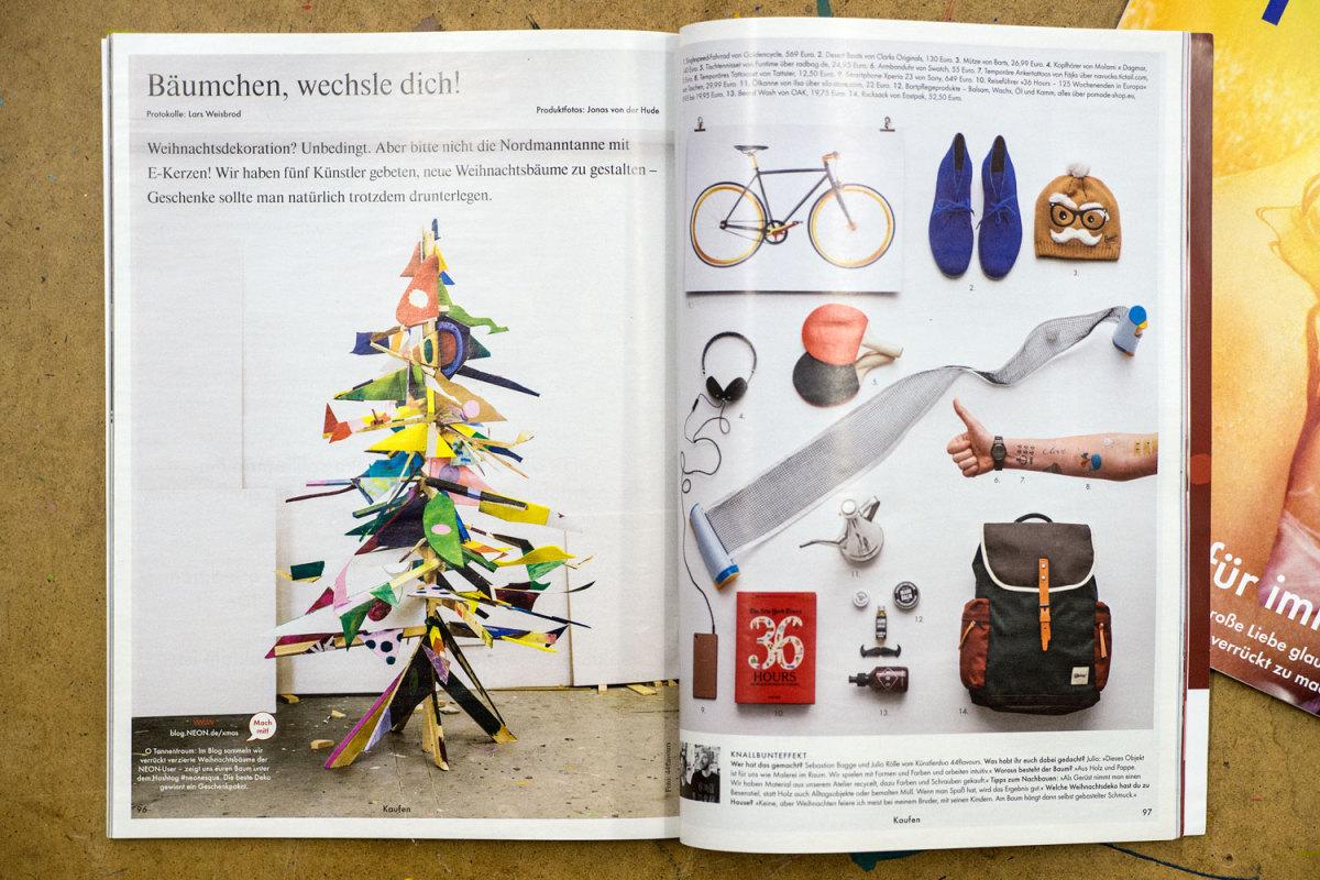 44flavours — Neon Magazine