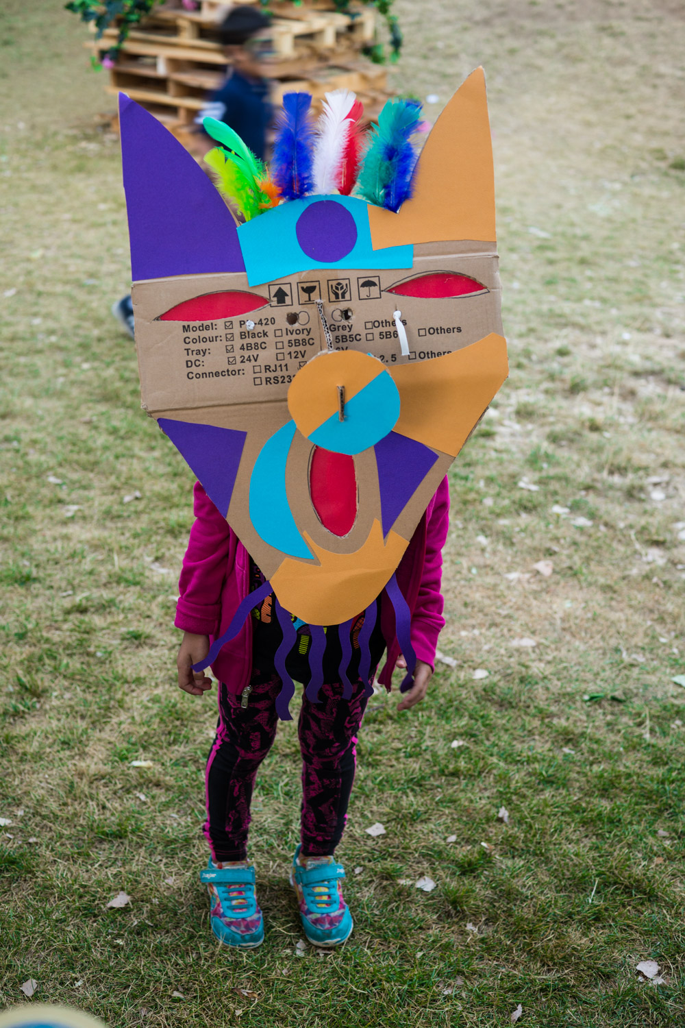 44flavours — Mask Parade Workshop »Dreamheads«