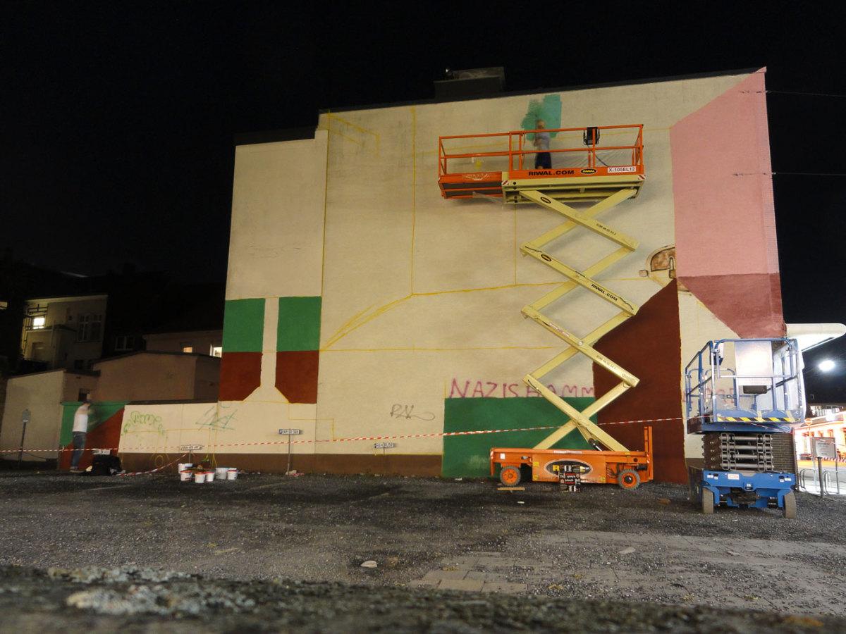 44flavours — Urban Fine Art Meeting Ruhr 2016